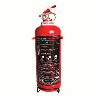 Vatrogasni aparati S1, prah-najjeftinije gašenje požara. Aparat za gašenje požara dostava, garancija, najniže cijene, servis