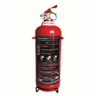 Vatrogasni aparat s prahom. standardi propisani zakonom. Pogodnosti: tehnička podrška, dostava, garancija, najniže cijene, servis, zbrinjavanje otpada