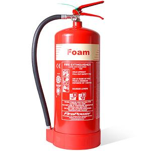 Vatrogasni aparati - PJENA