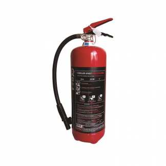 Vatrogasni aparati za gašenje požara prahom SP6 6kg