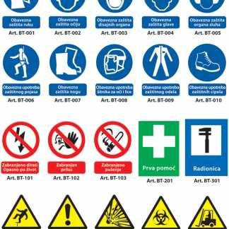 Oznake sigurnosti