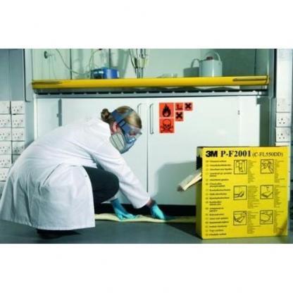 Upijači kemikalija, čišćenje opasnog otpada, hitne intervencije zaštita okoliša, sanacija, laboratorijima i pogonima
