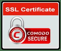 256 SSL Comodo certificate