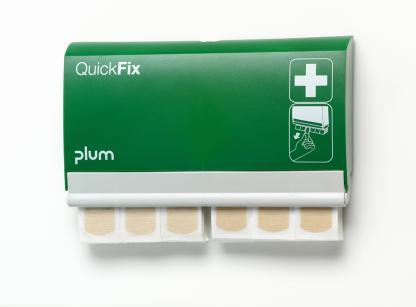 Flasteri elastični Plum QuickFix s 2 elastična pakiranja flastera