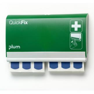 Flasteri Plum QuickFix s metalnim vlaknima prema HACCP s 2 detektabilna pakiranja