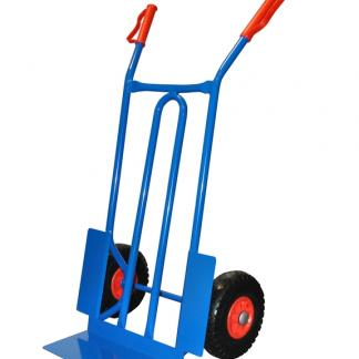 Rudle-metalna kolica za transport i prijevoz robe