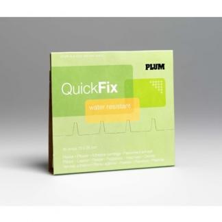 Vodootporni flasteri QuickFix-refil dozatora, ponovno punjenje s 45 flastera