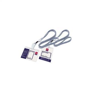 Etui za ID kartice 95x68mm s pvc kvačicom Deli 5757 10/1